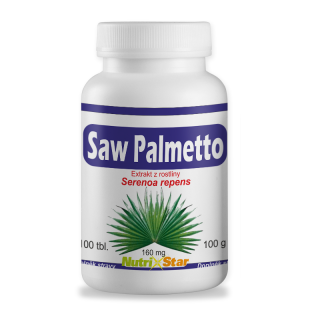 Saw Palmetto 100 tbl.