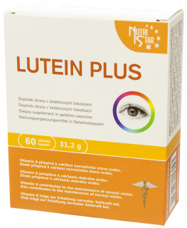 Lutein Plus 60 cps./31,2 g